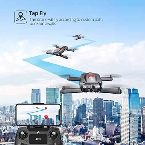 Holy Stone HS160 Pro Foldable 1080p HD WiFi Camera Drone