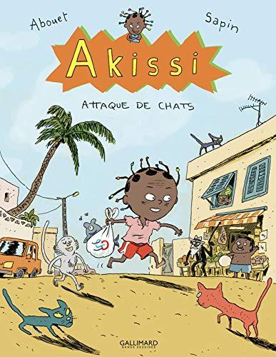 Akissi, 1 : Akissi: Attaque de chats