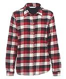 (ウールリッチ) Woolrichフランネルシャツジャケット ペンバートンフリース裏地付き レディース US サイズ: XX-Large