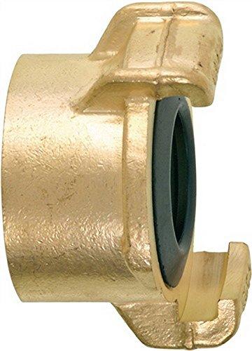Bradas GK113 binnendraad GEKA G 1 inch, Ms. KARASTO W, 40 mm, geel, 3 x 3 x 3 cm