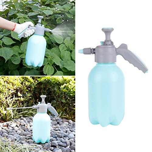 Yardwe Sprühflasche Pflanzen Garten Sprayer Flasche für Pflanzen Garten Wasser Mister Handpumpe Sprayer Handheld Drucksprüher für Garten und Rasen Tragbare Sprayer,Blau (2L Kapazität)