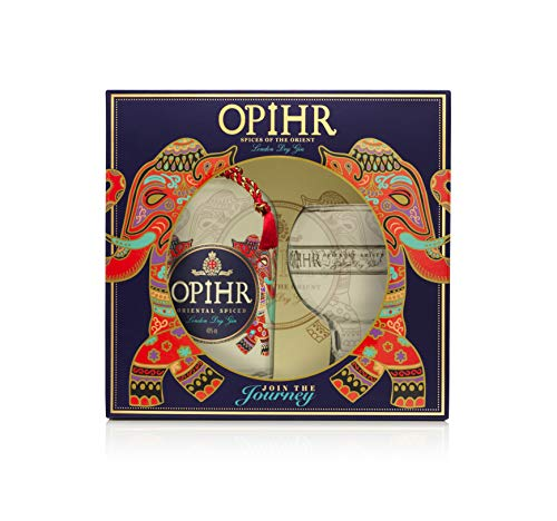 Opihr ORIENTAL SPICED London Dry Gin (1 x 0.7 l)