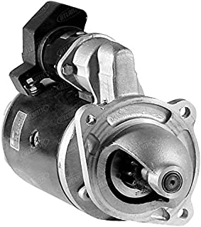 AQP 5in Diesel Starter fits Ford/New Holland 2000 Series 3 Cyl 65-74, 2110 3 Cyl Tractor, 2120 3 Cyl Tractor, 2300, 230A, 231, 2310, 233, 234, 250C, 2600, 2600N