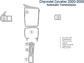 2000 chevy cavalier dash trim