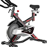 Bicicleta de spinning Bicicleta magnética para hacer...