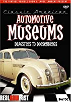 Automotive Museums: Dragsters to Duesenbergs [DVD]