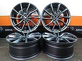 4 Alufelgen NB Wheels NB1 18 Zoll passend für Insignia Limo Sports Country Tourer OPC 0G-A 8.5J NEU