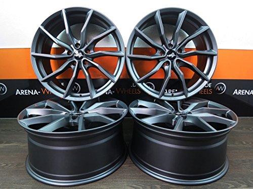 4 Alufelgen NB Wheels NB1 17 Zoll passend für A3 S3 8P TT 8S TTS 8J ET50 5x112 NEU
