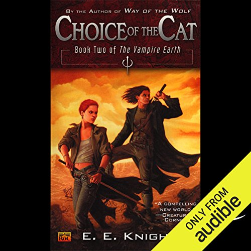 Choice of the Cat audiobook cover art