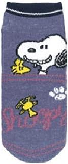 スヌーピー SNOOPY デニム風ソックス ウッドストック ソックス ピーナッツ ファッショ ングッズ 靴下 くつした かわいい 0405-182