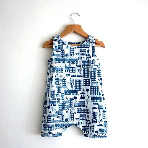 Handmade Summer Baby/Toddler Romper