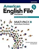 American English File Level 5