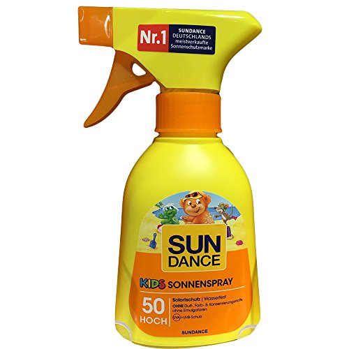 SUNDANCE Sonnenspray Kids LSF 50, 200 ml
