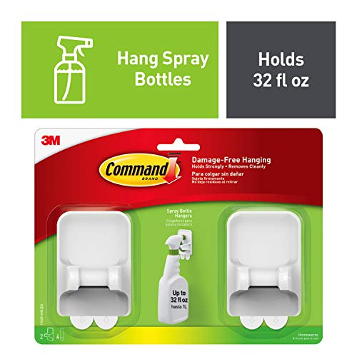 Command Spray Bottle Hanger Now $2.99 (Was $4.99)