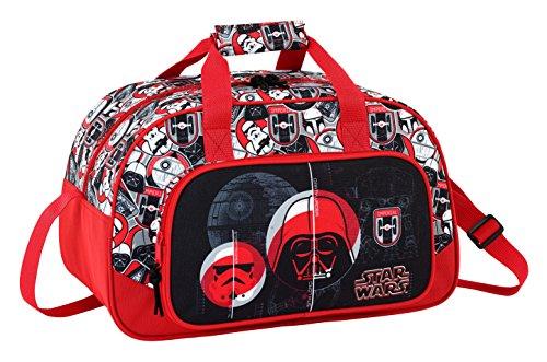 "Safta Bolsa De Deporte Star Wars ""Galactic Mission"" Oficial 400x230x240mm"