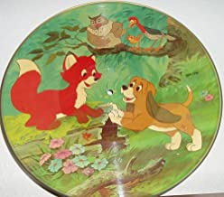 Walt Disney The story of The Fox and Hound -Disney Picture Disc