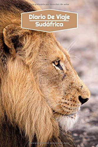 Diario de Viaje Sudáfrica: Diario de Viaje forrado | 106 páginas, 15,24 cm x 22,86 cm | Para acompañarle durante su estancia