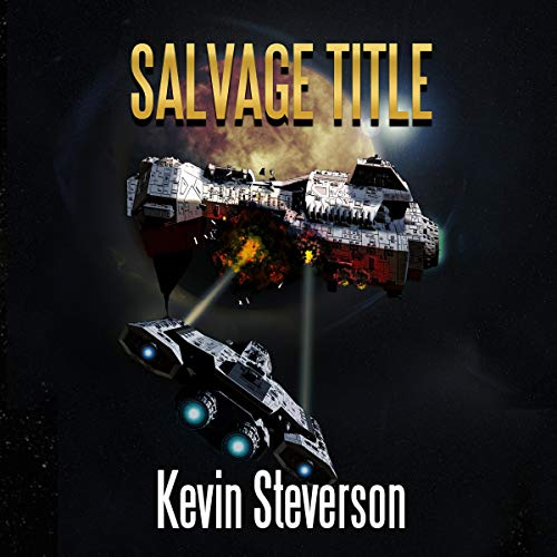 Salvage Title  By  cover art