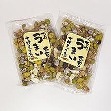 豆菓子問屋「おくや」の『10種ミックス うまいお豆』×2袋セット