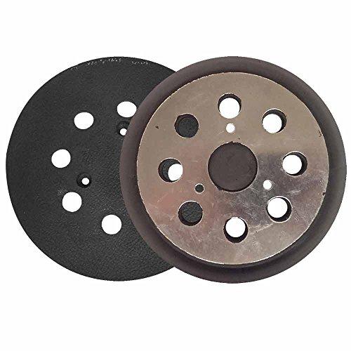Superior Pads & Abrasives RSP36 5' Sander Pad PSA/Adhesive Back, 8 Vacuum Holes (For DW421/DW422/DW423) REPLACES Dewalt 151281-09, 151281-00 & 151281-07
