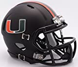 Riddell MIAMI HURRICANES NCAA SPEED - Casco da calcio Replica