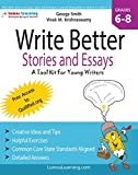 Write Better Stories and Essays: Topics and Techniques to Improve...