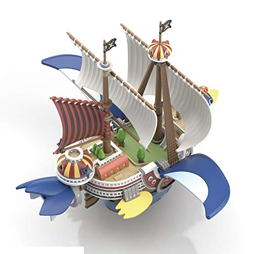 Bandai One Piece Great Ship (Grand Ship) Collection Thousand Sunny Flying Model Plastic Model Maqueta