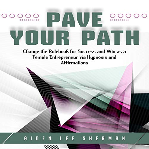 Pave Your Path audiobook cover art