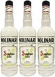 Sambuca MOLINARI Extra Liquore Italiano - Anis Likör - 40%