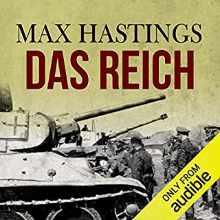 Das Reich                   By:                                                                                                                                 Max Hastings                               Narrated by:                                                                                                                                 Nigel Carrington                      Length: 10 hrs and 33 mins     202 ratings     Overall 4.2