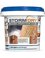 Stormdry® metselwerkbeschermingscrème (3 liter) - Het enige BBA- en EST-gecertificeerde baksteenbeschermingsmiddel – Bewezen bescherming van 25 jaar tegen intrekkend vocht