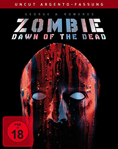 Zombie - Dawn of the Dead - Uncut Argento-Fassung [Blu-ray]