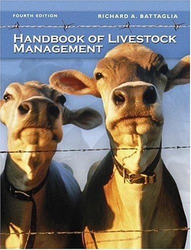 Handbook of Livestock Management (4th Edition)