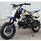 Coolster QG-213A 110cc Dirt Bike Blue