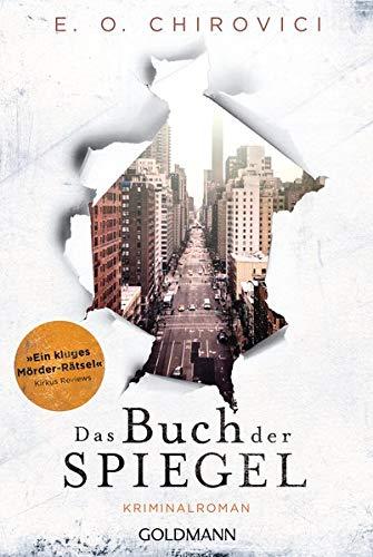 Das Buch der Spiegel: Kriminalroman