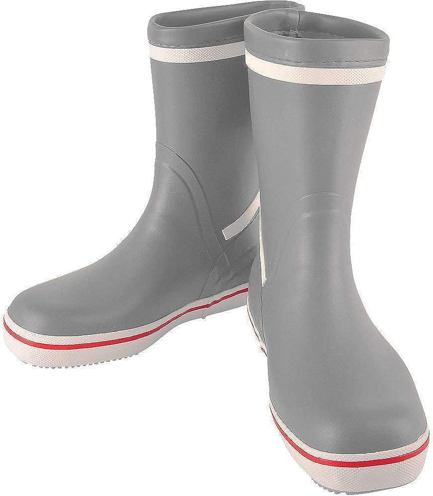 Gill Short Cruising Boots - Gray - Size