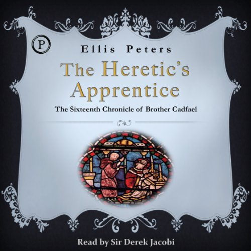 Couverture de The Heretic's Apprentice