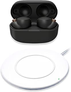 Sony WF-1000XM4 Industry Leading Noise Cancelling Truly Wireless Earbuds Headphones, Wireless Charging, Splash proof And M...