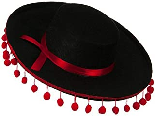 red galero hat for sale