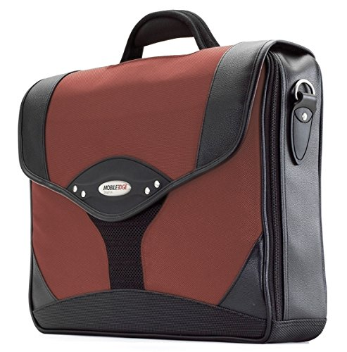 of xbox one briefcases Mobile Edge 15.6''PC / 17'' MacBook Pro Select Computer Briefcase in Red