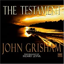 john grisham the testament audiobook