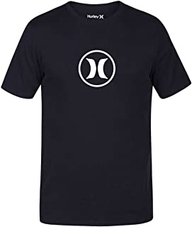 Hurley 892142 Men's Circle Icon Dri-Fit Shirt