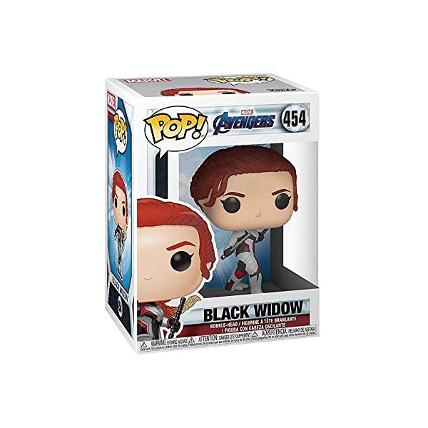 Funko Pop Black Widow (Los Vengadores: Endgame 454) Funko Pop Los Vengadores