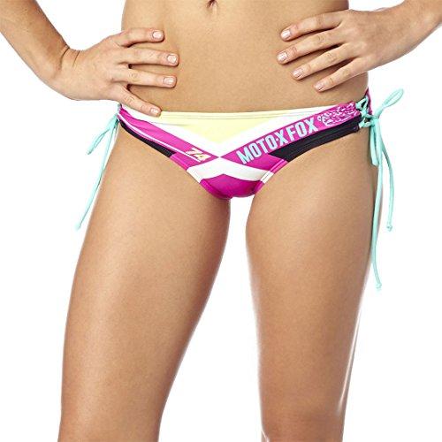 FOX Bikini Divizion Lace Up Side Tie Bikini Bottom