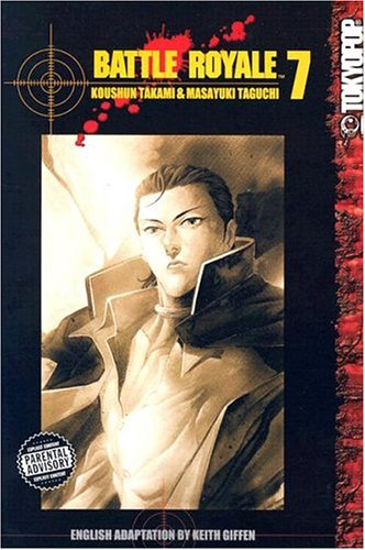Battle Royale Volume 7