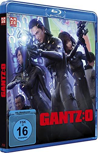 GANTZ:O - Der Film - [Blu-ray] [Alemania]