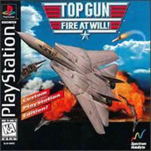 PS1 - Top Gun - Fire At Will!