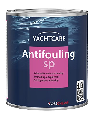 Yachtcare Antifouling SP 750ML schwarz - Selbstpolierendes Antifouling für Boote
