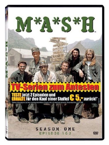 M*A*S*H - Season One, Episode 1 & 2