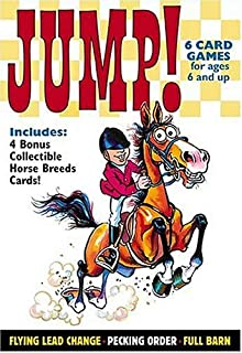 Jump!: A Horsin' Around Card Game (Horsin' Around Card Games)